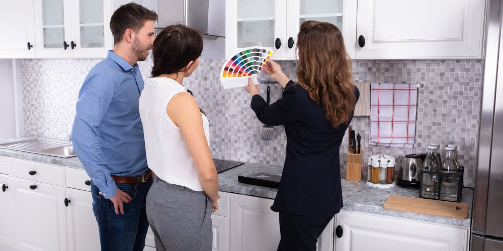 Painting Kitchen Cabinets to Revitalize Your Kitchen