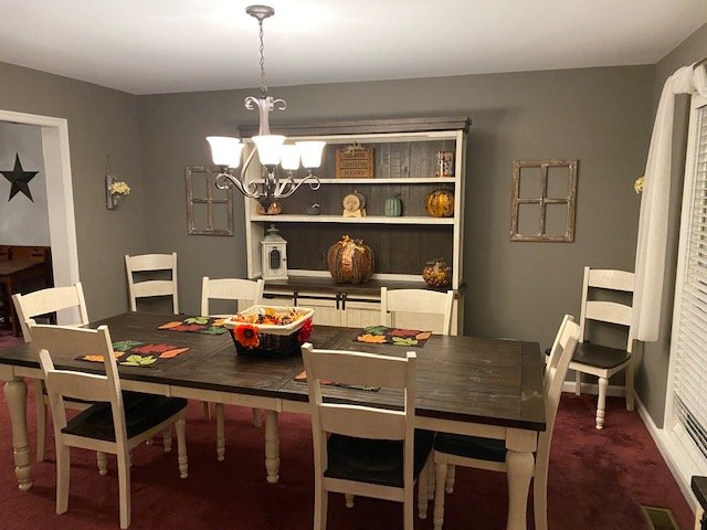 Dining Room Project 1